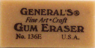 General's Gum Eraser - Large