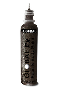 Global FX Face & Body Paint 36ml - Jet Black