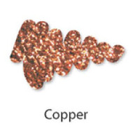 Kindy Glitz 36ml - Copper