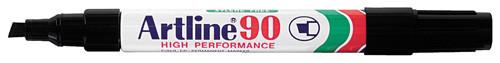 Artline Marker 90 Bullet Tip - Black