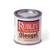 Rublev Oil Medium Oleogel - 50ml