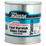 Gloss Varnish (Turps-Based) MM14