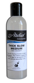 Atelier Thick Slow Medium - 250ml