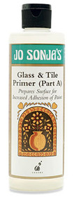 Jo Sonja's Glass & Tile Primer (part A)