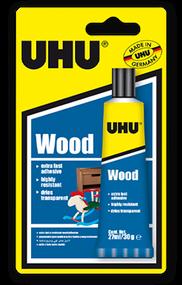 UHU Wood Glue - 27ml