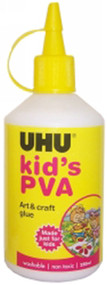 UHU Kid's PVA Glue - 250ml