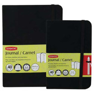 Derwent Sketch Journal - 90mm x 140mm - Black