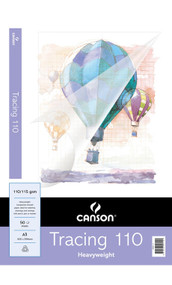 Canson 110GSM Tracing Pad - A3