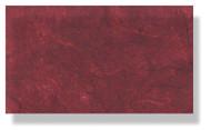 Mulberry Silk Paper With Fibres - Bordeaux