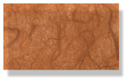 Mulberry Silk Paper With Fibres - Light Brown
