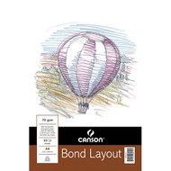 Canson 70GSM Bond Layout - A3