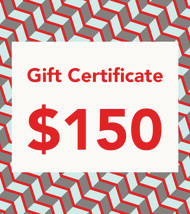 $150 Gift Vouchers