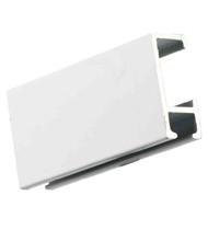 Slimline Track Ceiling White - 2m
