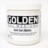 Golden Soft Gel (Matte) 236ml