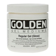 Golden Regular Gel (Gloss) 236ml