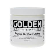 Golden Regular Gel (Semi-Gloss) 236ml