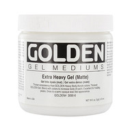 Golden Extra Heavy Gel (Matte) 473ml