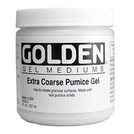 Golden Extra Coarse Pumice Gel 236ml