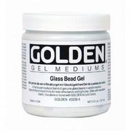 Golden Glass Bead Gel 237ml