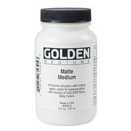 Golden Matte Medium