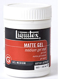 Liquitex Matte Gel - Medium 237ml
