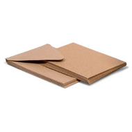 Blank Card Set, Recycled Paper (10 Cards, 10 Envelopes)