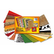 Handicrafts Pads 230mm x 330mm - Zoo