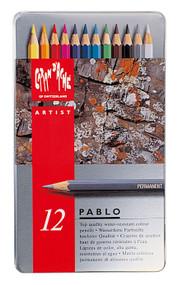 Pablo Assort. 12 Box Metal   |  666.312