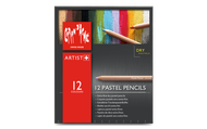 Pastel Pencils - Assortment of 12 Colours | 788.312