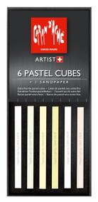 Pastel Cube Assorted Colour Set - Light | 7806.001