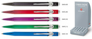 849 Ballpoint Pen Metal-X Blue  | 849.140