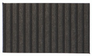 Corrugated Cardboard Strips Broad - Black