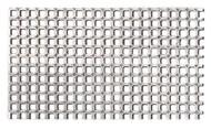 Aluminium Fine Perforated Plate - sq.-holed, sq. pitch (QG 1.2/1.7) 0.5mm x 250mm x 400mm