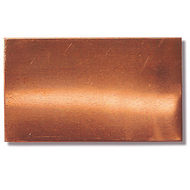 Copper Sheet - 0.3mm x 250mm x 500mm