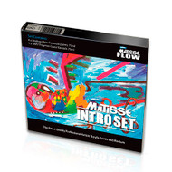 Matisse Flow Acrylics Intro Set - 5 x 75ml