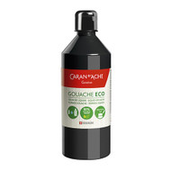 Gouache Eco 500ml Black | 2370.009