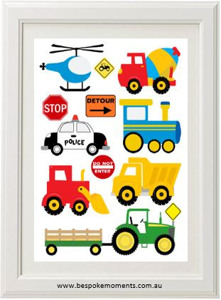 Product image of Transport Print