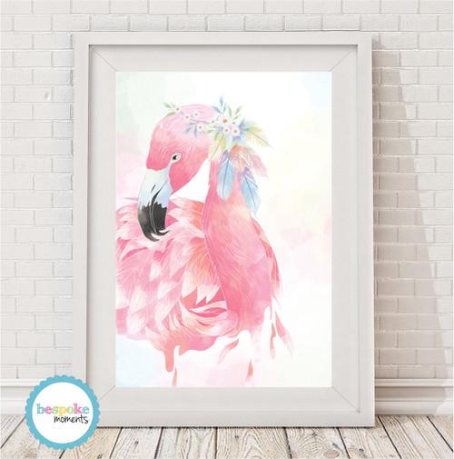 Product image of Flamingo Print