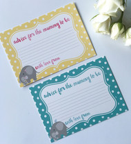 Advice For The Mummy To Be Cards - Pack of 12
