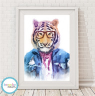 A2 - Hipster Tiger