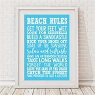 A3 - Aqua Beach Rules