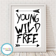 A4 - Young Wild Free