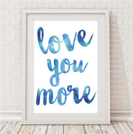 A3 - LOVE YOU MORE (BLUE)