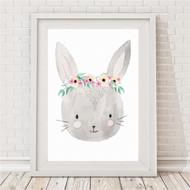 Comp Promo - Pretty Bunny A4
