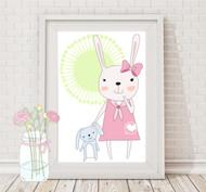 Comp Promo - Coco Bunny A4