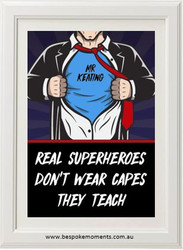 Super Teacher Print