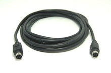 S Video cable Mini Din 4 Male to Male - 6ft