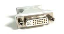 DVI-I Single Link Digital / Analog Female to VGA HD15 Male