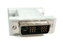 DVI-D Single Link Male to Dual Link Female