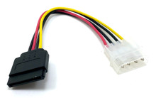 8in SATA Power Adapter Cable. SATA III compliant